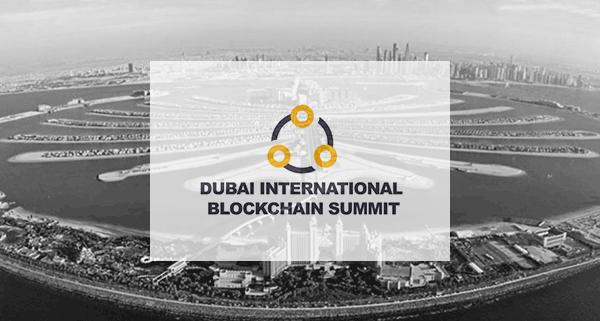 Dubai International Blockchain Summit – 2018