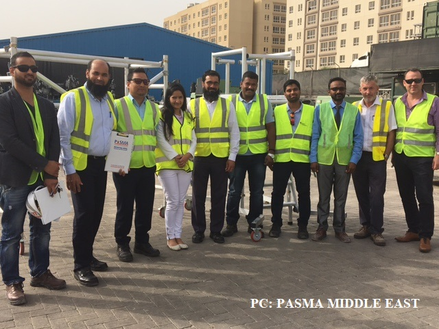 PASMA Middle East conference 2018 to fuel the optimism in the UAE construction industry