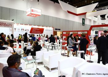 GETEX 2018 - Focus on Accelerating Development of Knowledge Economy in UAE