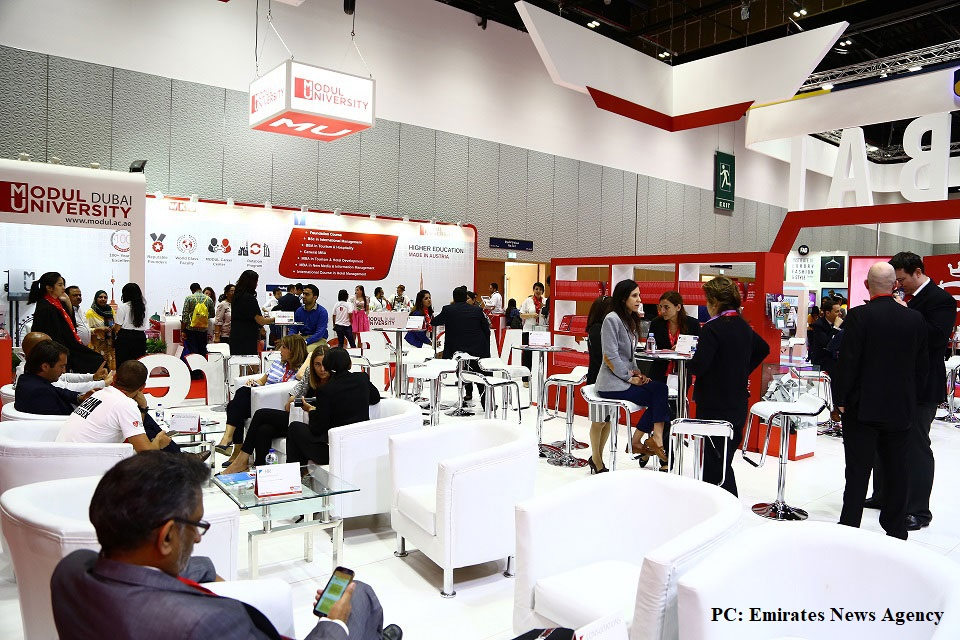 GETEX 2018 - Focus on Accelerating Development of Knowledge Economy in UAE