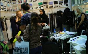 International Apparel & Textile Fair – Dubai