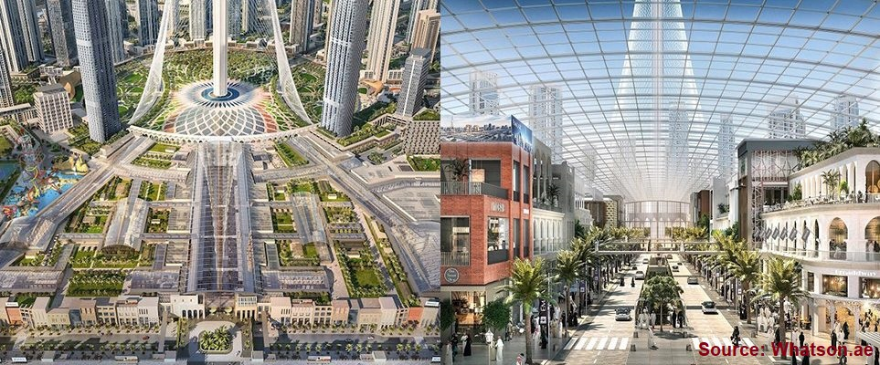 Emaar to build Dh10 bn 'tech-embedded' Dubai Square Mall