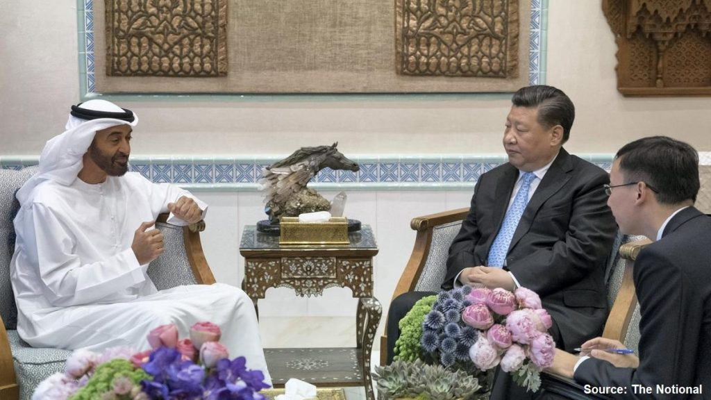 UAE-CHINA SIGN 13 STRATEGIC DEALS TO STIMULATE ECONOMIC GROWTH