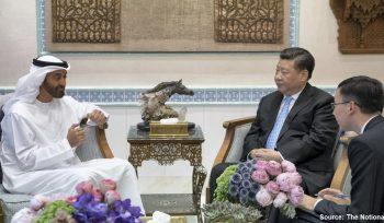 UAE-CHINA SIGN 13 STRATEGIC DEALS TO STIMULATE ECONOMIC GROWTH