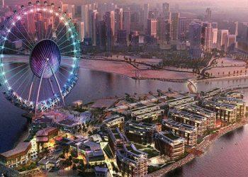 Dubai BlueWater UAE Blue Water UAE Tourism Dubai Hospitality Dubai tourism & hospitality GDP Growth UAE 2019 GDP Dubai 2019 GDP Growth