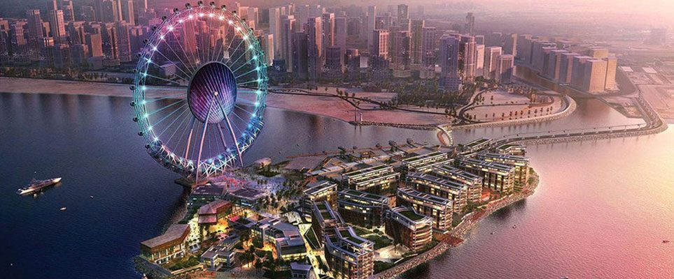 Dubai BlueWater UAE Blue Water UAE Tourism Dubai Hospitality Dubai tourism & hospitality GDP Growth UAE 2019 GDP Dubai 2019 GDP Growth