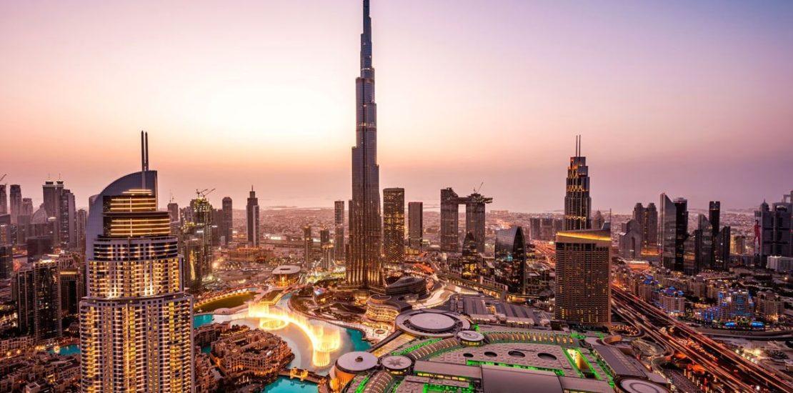 Dubai GDP to growth
