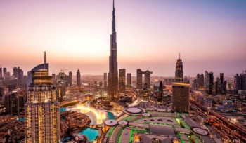 Dubai GDP to growth