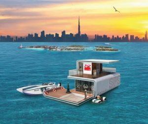 Dubai Floating Police
